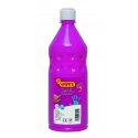 Botella pintura de dedos Jovi 750 ml color magenta