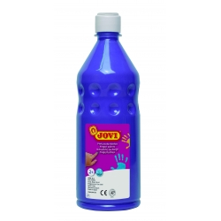 Botella pintura de dedos Jovi 750 ml color violeta