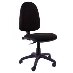 Silla de oficina contacto permanente Cervo 6472 negro
