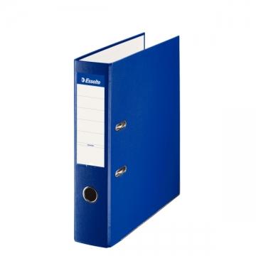 Archivador de palanca de PP de plástico forrado de Esselte A4 75 mm Azul