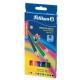 Lápices de colores Pelikan estuche de 12