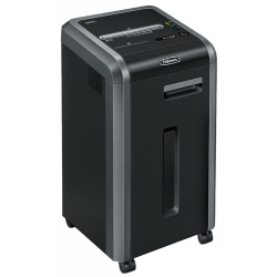Destructora Fellowes 225Ci corte en partículas de 4x38mm