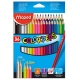 Lápices de colores Maped Color Peps estuche de 36