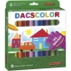 24 Ceras color Dacs colores surtidos