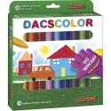 24 Ceras color Dacs colores surtidos