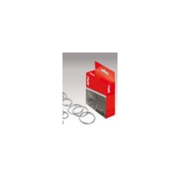 Anillas metálicas articuladas Apli n 2 caja de 20 25mm