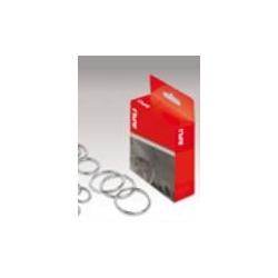 Anillas metálicas articuladas Apli n 5 caja de 10 46mm