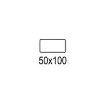 Etiquetas envio Apli 50x100 mm rollo 200 uds contiene albarán 295