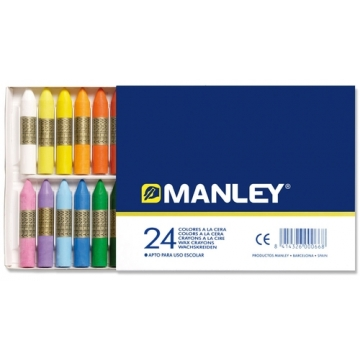 24 Ceras Manley ref. 124