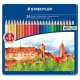 24 Lápices de colores Staedtler 145 Noris Club