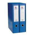 Módulo archivadores palanca Grafcolor 2 uds folio 75mm azul